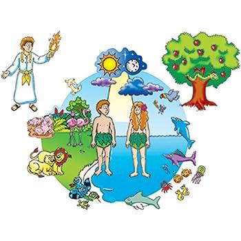 Beginners Bible Daniel and the Lions Den Felt Figures for Flannel Board Stories Little Folk Visuals LFV21803