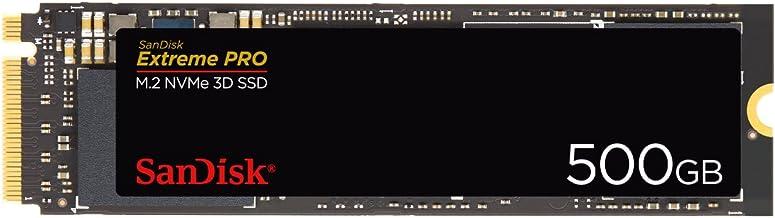 SanDisk Extreme Pro 500 GB M.2 NVMe 3D SSD: Sandisk: Amazon.es ...