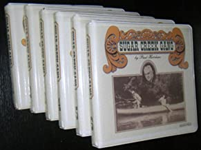 Sugar Creek Gang vol 1-6 Homeschool Audio CDs Paul Hutchens (36 total stories)