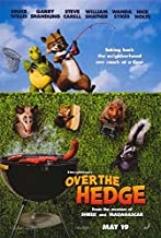 Over the Hedge POSTER Movie (27 x 40 Inches - 69cm x 102cm) (2006)