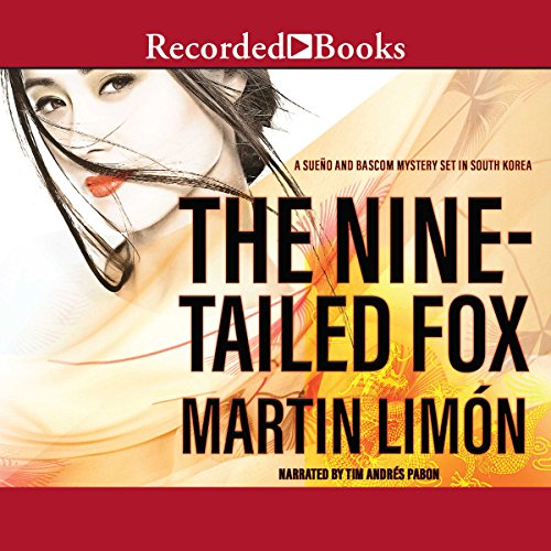 The Nine-Tailed Fox audiobook cover art