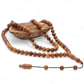 مسبحة اسلامية على شكل سوار 99 حبة تسبيح