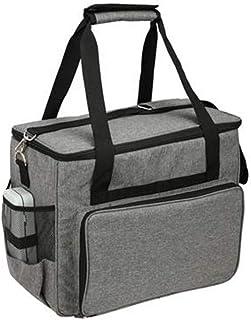 Draagtas voor naaimachines Waterdichte draagtas met opbergvakken Draagbare tas met ritssluiting voor de meeste standaard n...