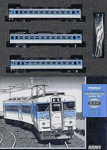 J.R. Series 169 (Nagano Area Farbe) (Basic 3-Car Set) (Model Train)