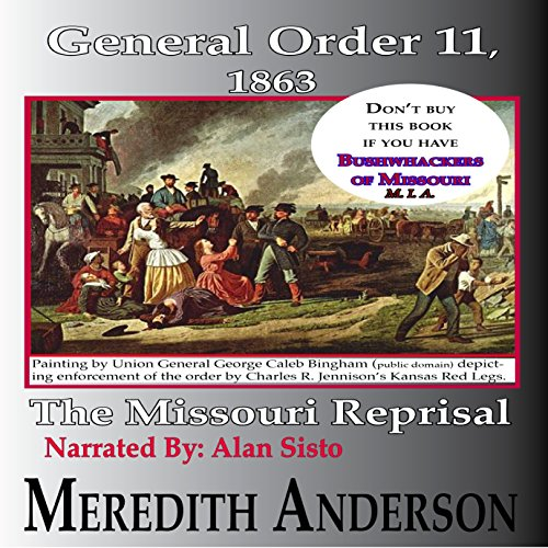 General Order Eleven, 1863 audiobook cover art