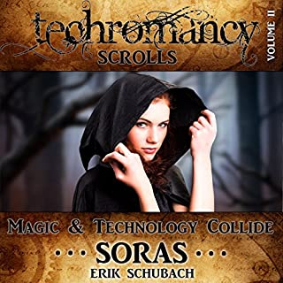 Soras audiobook cover art