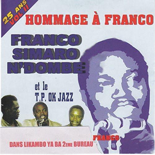 Franco feat. Le T.P. OK Jazz