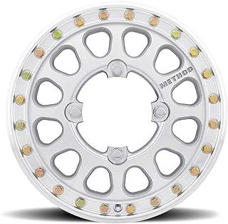 Method 401-R Beadlock 15x5 ATV/UTV Wheel - Raw Machined (4/137) 5+0