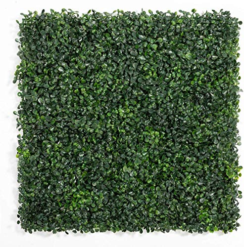 Best faux privacy hedge