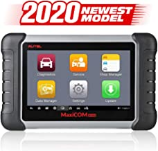 Autel Scanner Maxicom MK808 OBD2 Diagnostic Scan Tool Delivered Fast with Full Systems Diagnoses & Oil Reset, EPB, BMS, SAS, DPF, TPMS Relearn for DIYers and Mechanics