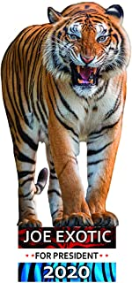 aahs!! Engraving Animal Life Size Cardboard Cutout Stand Up | Standee Picture Poster Photo Print (Tiger)