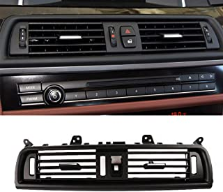 For BMW 5 Series Front Air Grille Interior AC Vent,Dashboard Console Center Air Vent Air Conditioning Outlet Replacement(Series 520 523 525 528 530 535 550 F10/F11 2010-2016)(Front)