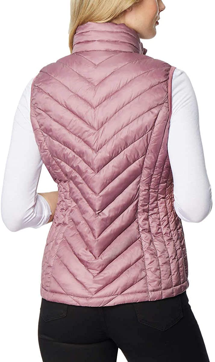 32 DEGREES Heat Womens Packable Vest at  Women's Coats Shop