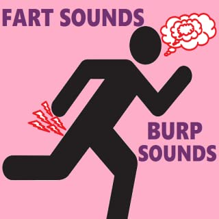 Farts and Burps Sounds Jokes