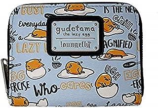 Loungefly x Gudetama Editorial Lazy Allover-Print Zip-Around Wallet