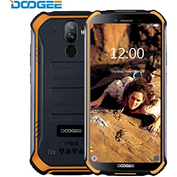 DOOGEE S40 4G Android 9.0 (2019) Sólido Móvil Libre Robusto ...