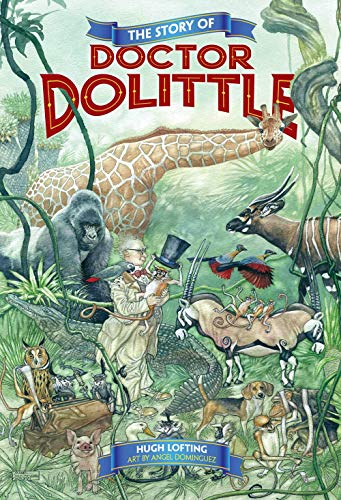 The Story of Doctor Dolittleの詳細を見る
