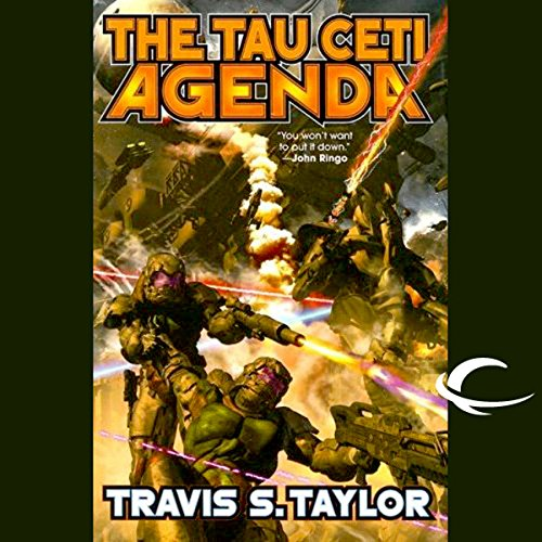 The Tau Ceti Agenda audiobook cover art