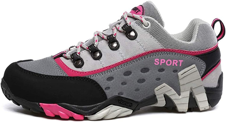 Beautiful - Fashion Women's Waterproof Hiking shoes Lightweight Outdoor Running Hiker Non-Slip Casual Trail Climbing shoes
