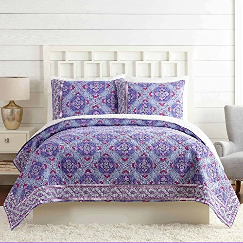 Vera Bradley Purple Passion Quilt, King