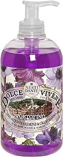 Nesti Dante Liquid Soap Dolce Vivere Potofino, per stuk verpakt (1 x 500 ml)