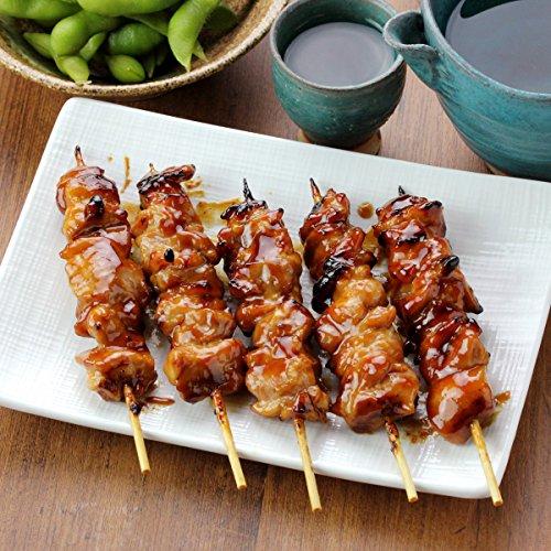 水郷のとりやさん 国産鶏肉 特上 もも 焼き鳥 みそダレ 5本×1袋 2〜3人前 肉加工品 調理済み