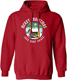 Joe's Surf Shop Christmas Graphic Pullover Hoodies Collection