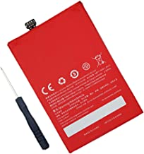 Civhomy Replacement 3.8V 3300mAh Battery with Tool for Oneplus 2,Two,A2005,A2001,A2003,Compatible P/N: BLP597