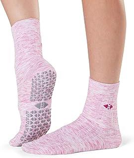 Grip Barre, Dance, Pilates, Yoga Socks - Tavi Noir Women's Jess Non-Slip Socks