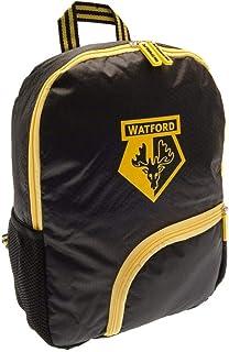 Watford FC Childrens/Kids Junior Backpack