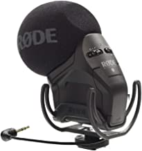 Rode Stereo VideoMic Pro Rycote Condenser On-Camera Microphone (Renewed)