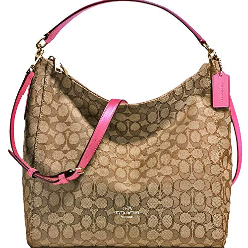 "🎀 on SALE ! Last one! ORIG MSRP $400) SAVE over $100+. Highly sought after! 🎀 Measures:15.5 Across the middle, 13""Across bottom (L) x 11""(H) x 5""(W). This is a Medium to Med-large sized shoulder bag. 🎀 Rare, Elegant and Absolutley Gorgeous!! Unique ""..."
