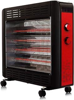 XF Calefactores y radiadores halógenos Calentador de fibra de carbono Baño Calefacción eléctrica de doble uso Hogar Estufa para hornear Hogar Ahorro de energía Ahorro de energía Calentador 1100W / 220
