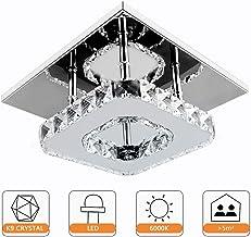Amazon.es: lamparas techo cristal