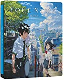 Your Name [Édition boîtier SteelBook Combo Blu-Ray + DVD + CD BO]