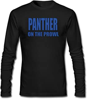Men's Panther on The Prowl Long Sleeve T-Shirt