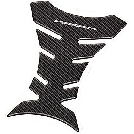 デイトナ PROGRIP (プログリップ) バイク用 傷防止シール タンクパッド 1ピース(208×139mm) #5005 カーボンパターン 98004