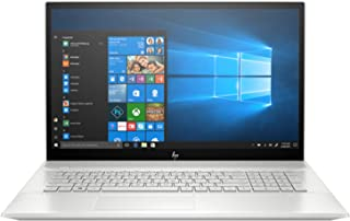 HP Envy 17T Touch 2019 Model, Intel Core i7-8565U Quad Core, 512GB SSD, 16GB RAM, Win 10 Pro HP Installed,17.3 FHD WLED Touch, Nvidia 4GB DDR5 MX250 (512GB SSD)