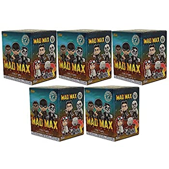 Funko Mystery Minis Vinyl Figures - Mad Max Fury Road - Blind Boxes  5 Pack Lot