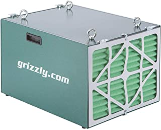 Grizzly Industrial G0572 - Hanging Air Filter w/Remote