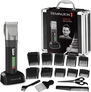 comprar comparacion Remington HC5810 Genius - Máquina de Cortar Pelo, Cuchillas de Cerámica, Recargable, 10 Peines, Prestaciones Profesionales...