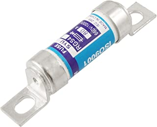 Aexit 100 Pcs Fuses 250V 20A Low Breaking Capacity 5x20mm Ceramic Fuses Fuse Links Fuse Links