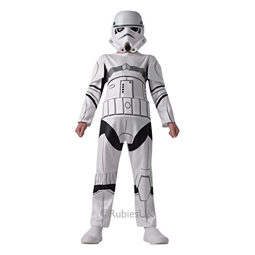 Rubie´s Star Wars Rebels Stormtrooper Costume For Children, Size: S