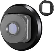 ULANZI Lens Filter Adapter Ring 52mm for 1.33X Anamorphic Lens Filmic Widescreen Movie Lens Mount iPhone Pixel Samsung Oneplus Phones