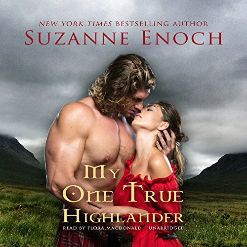 My One True Highlander audiobook cover art