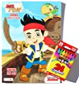 Jake and the Neverland Pirates Jumbo Coloring and Activity Book with a Box of Crayons