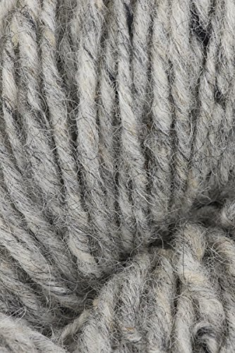 Tahki Yarns - Donegal Tweed Knitting Yarn - Light Gray