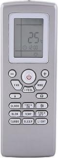 fosa Mando a Distancia de Aire Acondicionado, Control Remoto Universal de Reemplazo para Gree Yt1f Yt1ff Yt1f1 Yt1f2 Yt1f3 Yt1f4