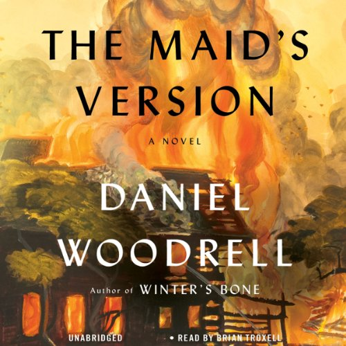 The Maid's Version audiobook cover art