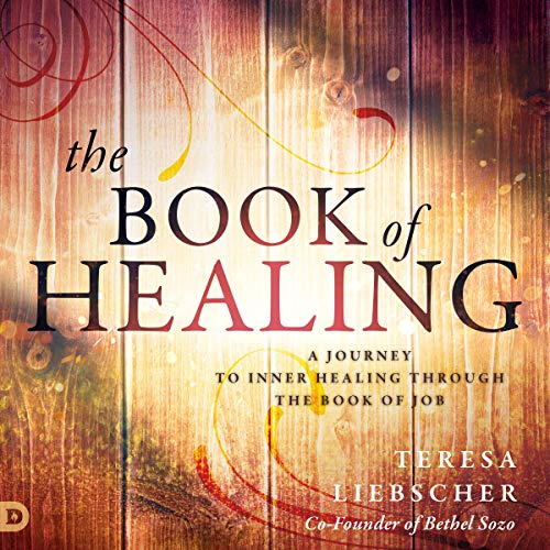 The Book of Healing audiobook cover art